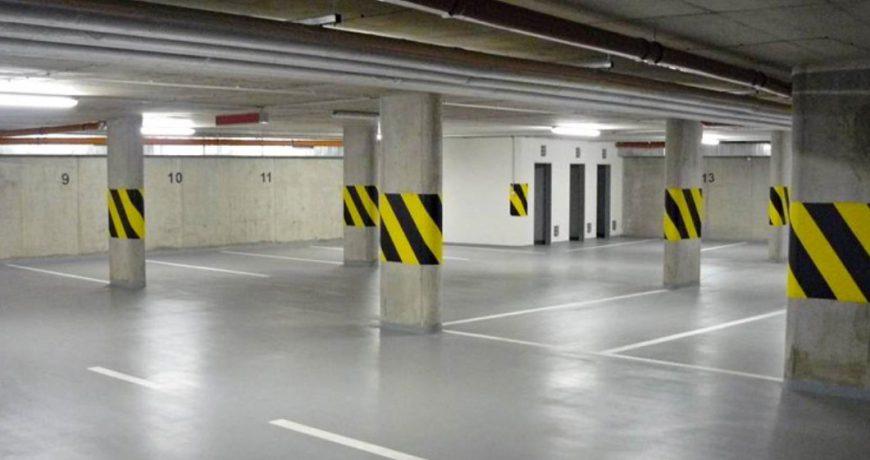 parcheggi RESINA